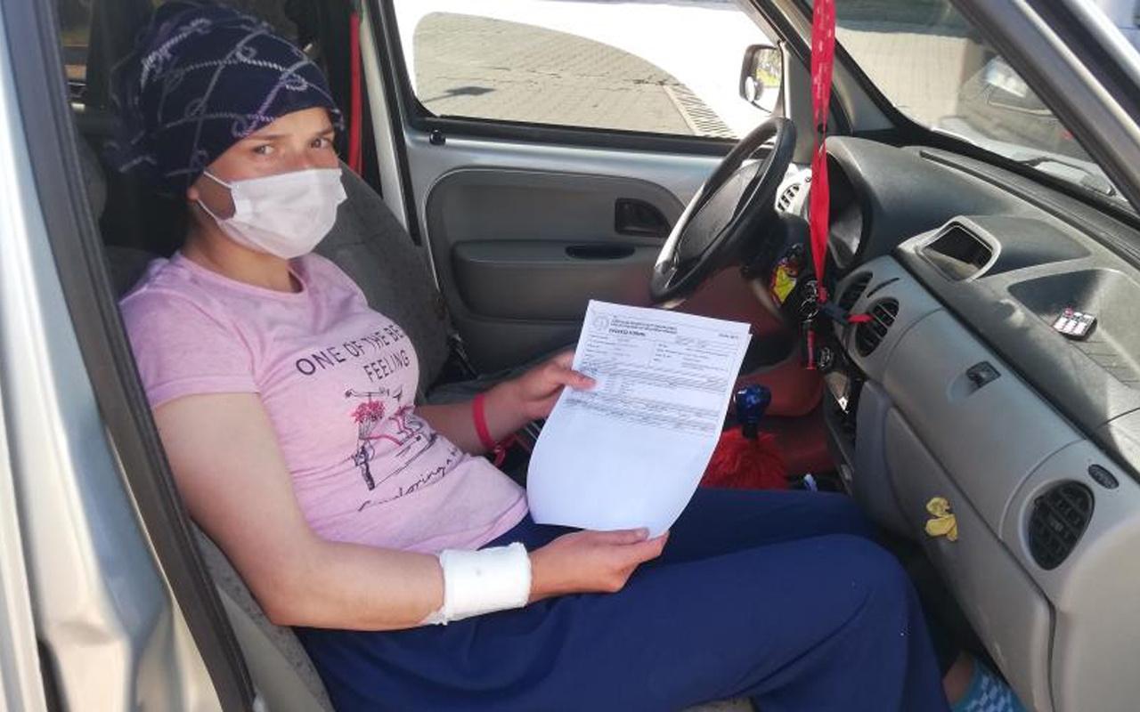 Zonguldak'ta baş ağrısıyla hastaneye gitti! Az daha hayatı kararıyordu