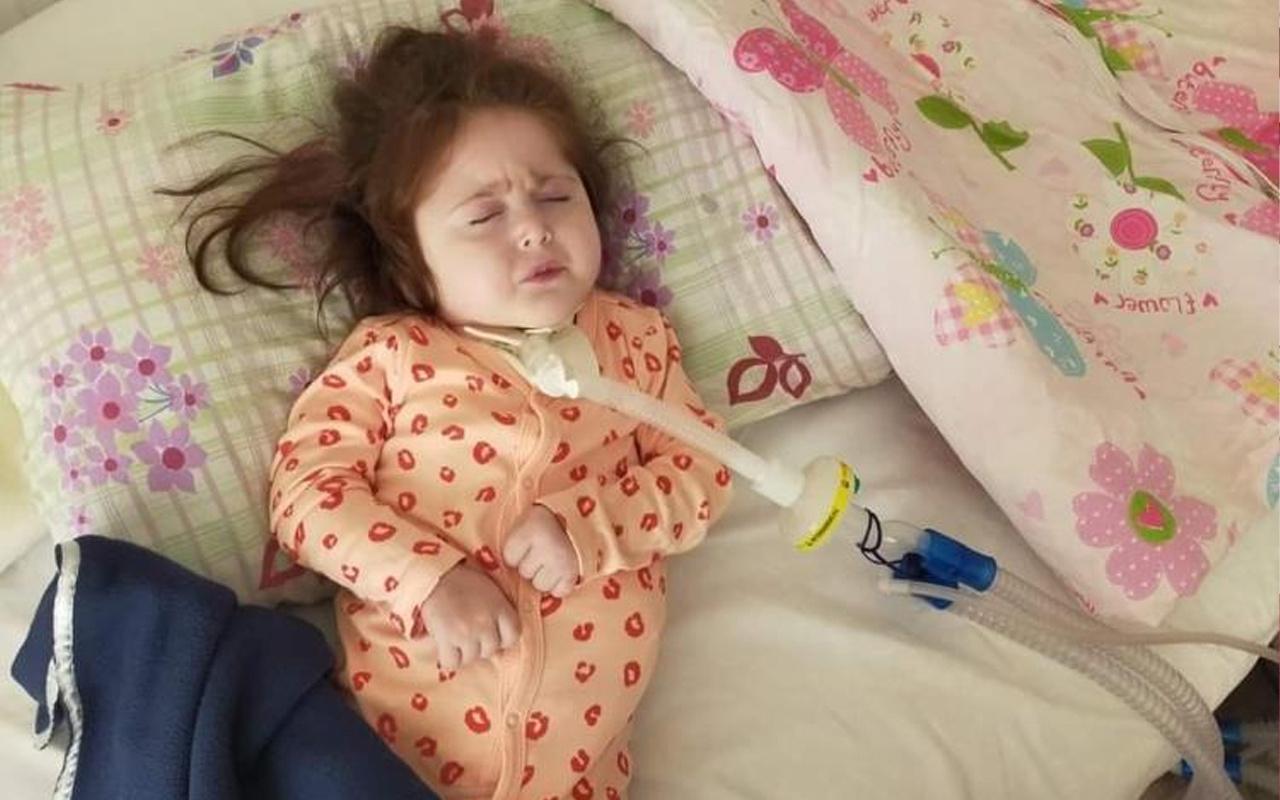 Sakarya'da 4 yaşındaki Elif'ten acı haber geldi! Yaşam savaşını kaybetti