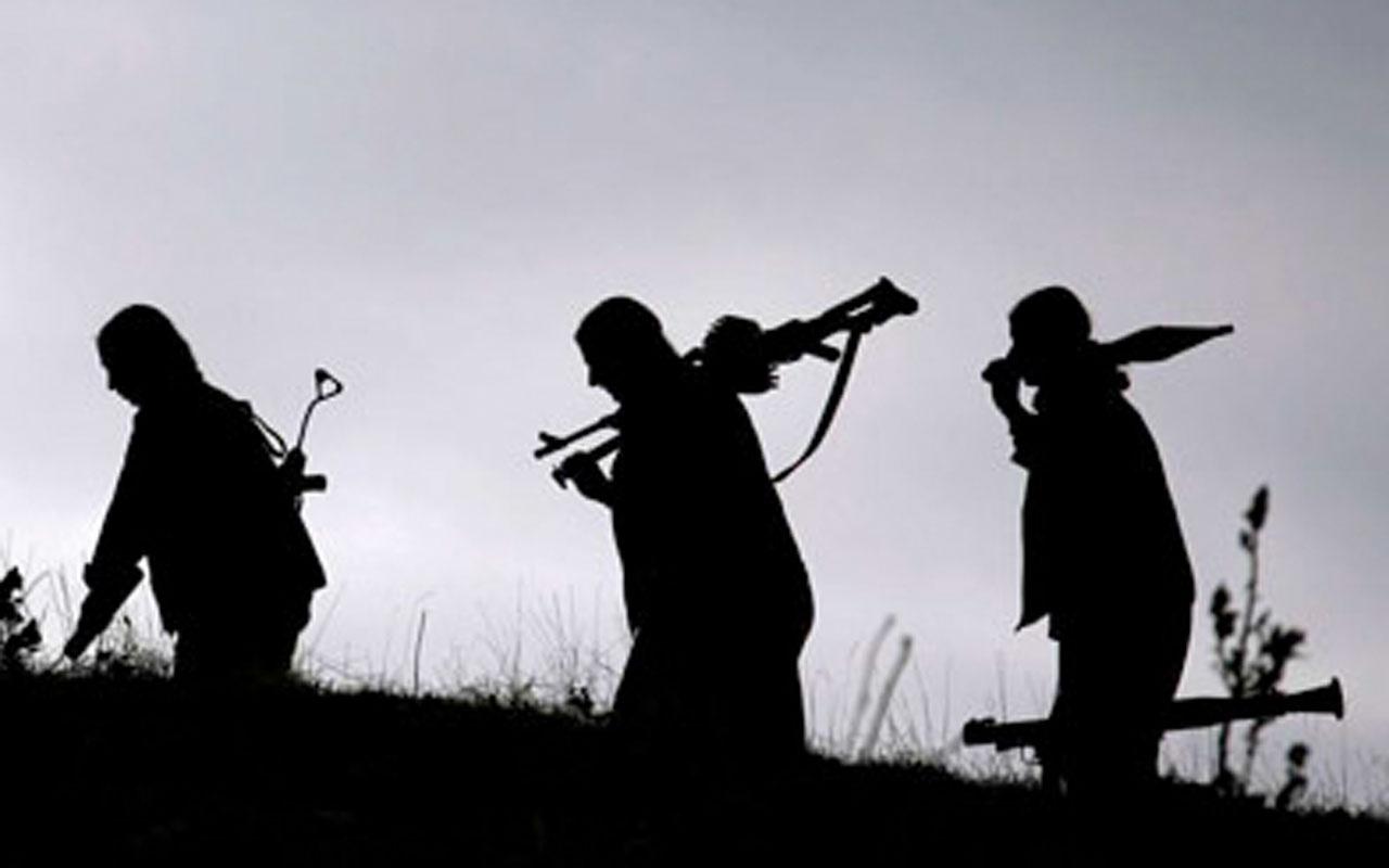 İkna edilen PKK/KCK'lı terörist güvenlik güçlerine teslim oldu