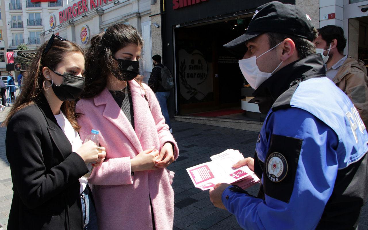 İstanbul'da polisler Kades'i tanıttı