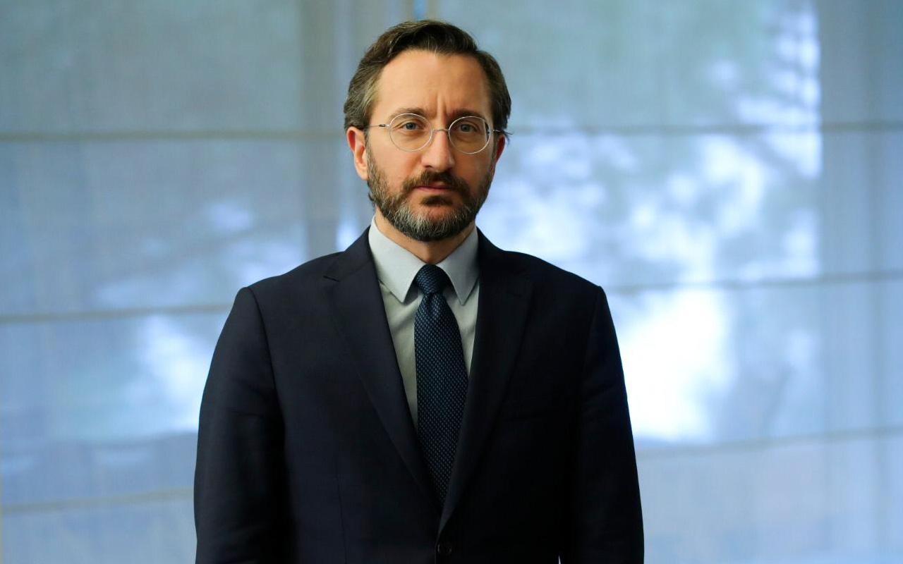 """Cumhurbaşkanlığı İletişim Başkanı Altun'dan, """"27 Nisan e-muhtırası"""" değerlendirmesi"""