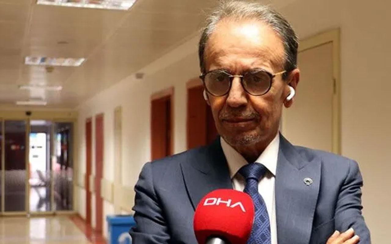Prof. Dr. Mehmet Ceyhan'dan tam kapanma itirazı