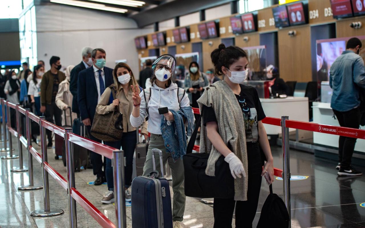 İGA'dan tam kapanma süreci için yurt dışı yolcularına uyarı