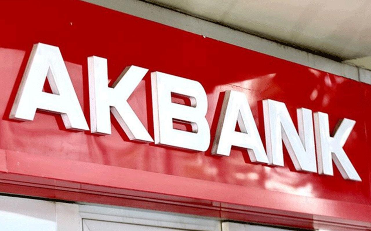 Akbank yılın ilk çeyreği için rekor kar açıkladı