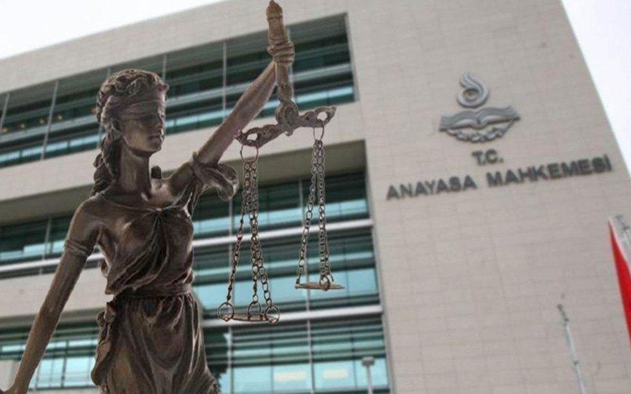 Anayasa Mahkemesi'nden kritik FETÖ kararı!