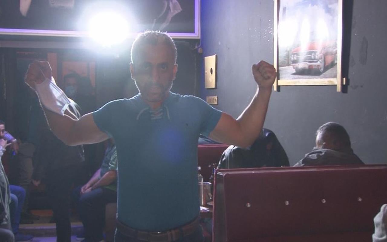 117 bin TL ceza kesildi! İzmir'deki müşterinin rahatlığı pes dedirtti