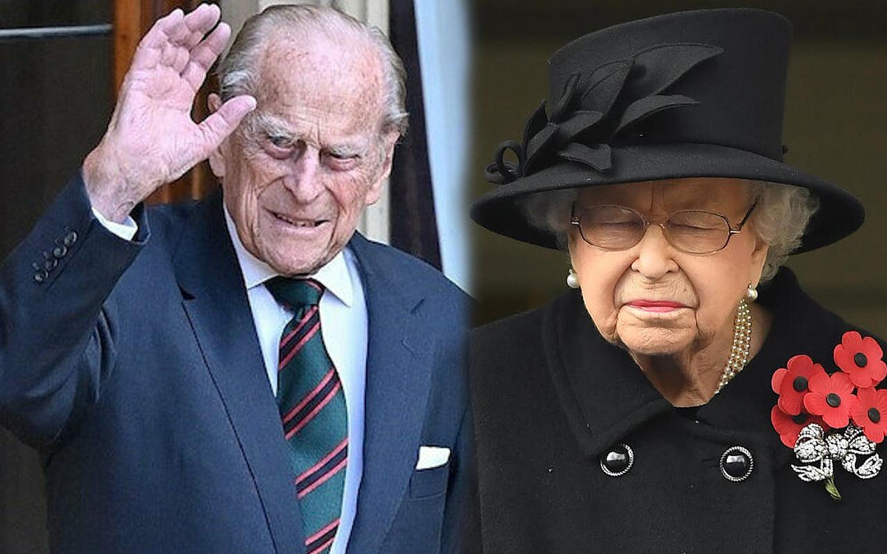 18 gün önce eşi ölmüştü! Kraliçe Elizabeth'in son halini gören şaştı kaldı