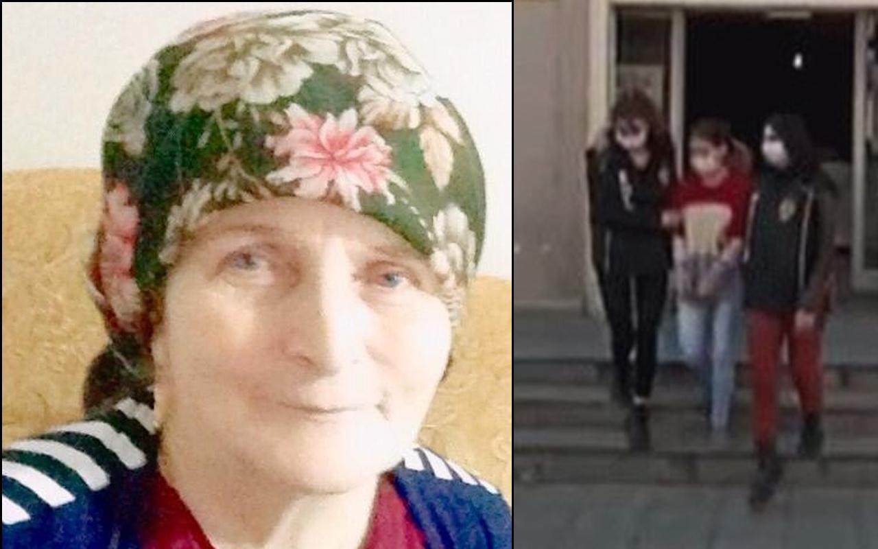 İstanbul'da yaşlı kadın eşarpla boğulup yakılarak öldürüldü: Haince bir pusuya düşürülüyor