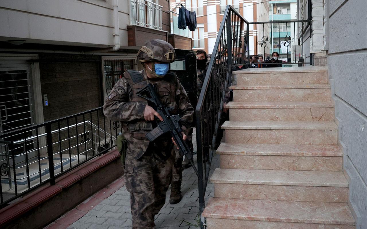 İstanbul merkezli 2 ilde organize suç örgütü operasyonu! 11 şüpheli hakkında yakalama kararı