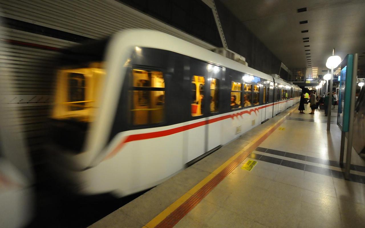 İstanbul'da metro seferlerine 'tam kapanma' düzenlemesi