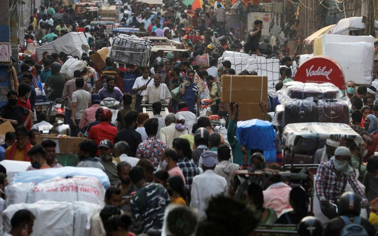 Hindistan kabusu yaşıyor! Ülkede Kovid-19 vakası ve ölü sayısı en üst seviyede