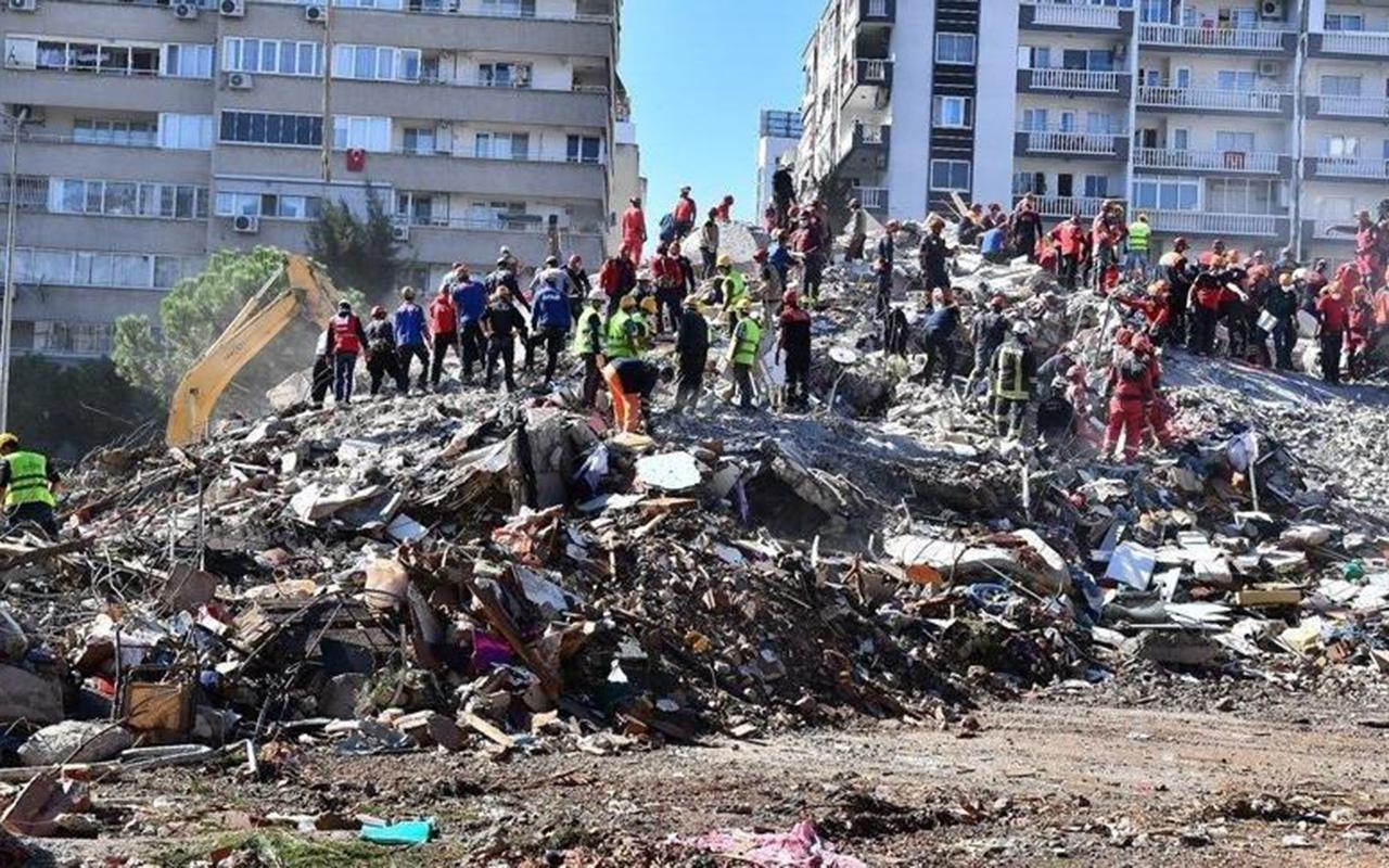 İzmir depremi operasyonu! 13 kişi gözaltında biri kentsel dönüşeme izin vermeyen ev sahibi