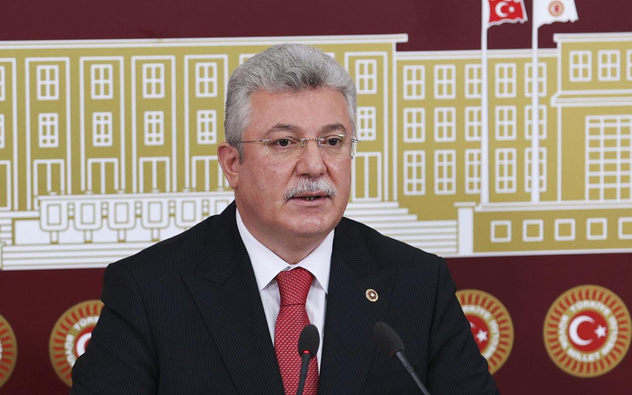 AK Parti Grup Başkanvekili Muhammet Emin Akbaşoğlu: Muhalefetin tavrı Biden'ı cesaretlendirdi