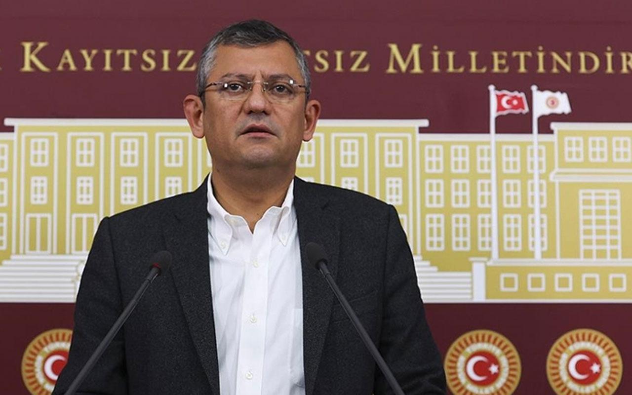 CHP'li Özgür Özel: 17 günlük alkol satış yasağı geri alınmalı aksi teokratik yönetimin itirafıdır