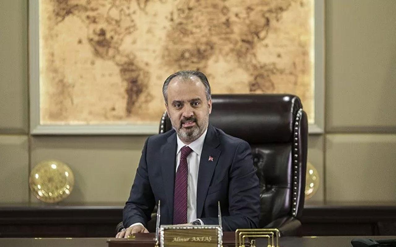 Bursa Büyükşehir Belediye Başkanı Aktaş 50 milyon liralık destek paketini açıkladı
