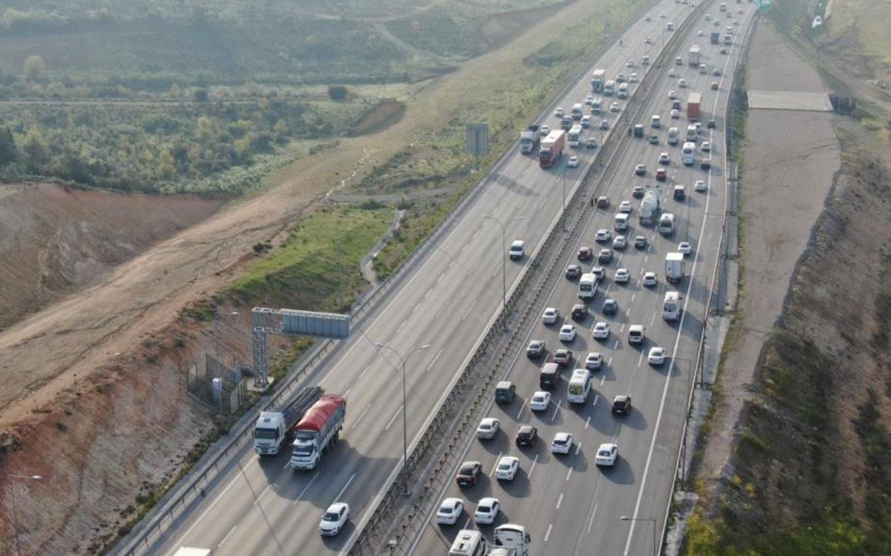 Tam kapanma öncesi İstanbul'dan Anadolu'ya kaçış başladı