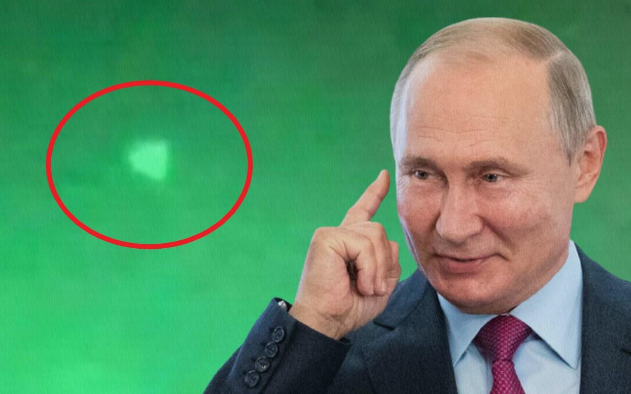 ABD'den akılalmaz iddia: UFO'ların arkasında Putin var
