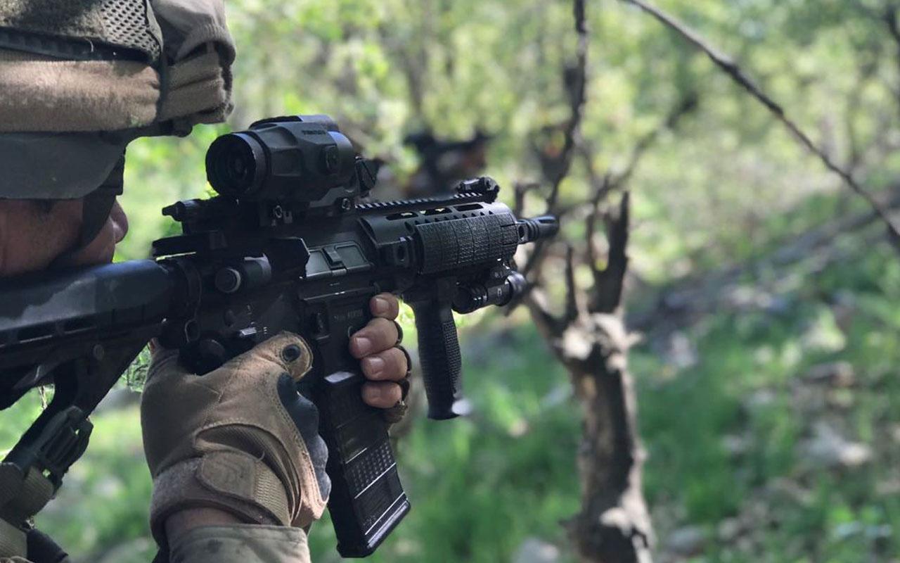 Şırnak ve Hakkari'de PKK'yı bitirme operasyonu! 5 bin 280 personel katılıyor