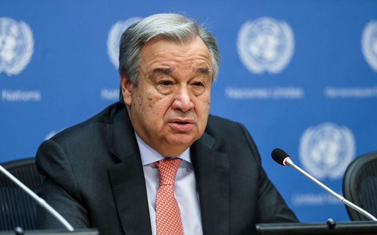 Cenevre'deki Kıbrıs zirvesi sona erdi! BM Genel Sekreteri Guterres: Ortak zemin bulamadık