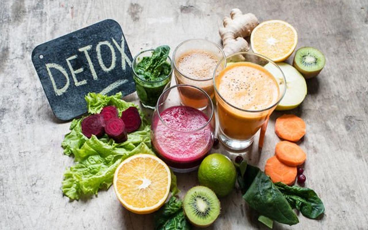 Detoks nedir detoks diyeti nasıl yapılır?