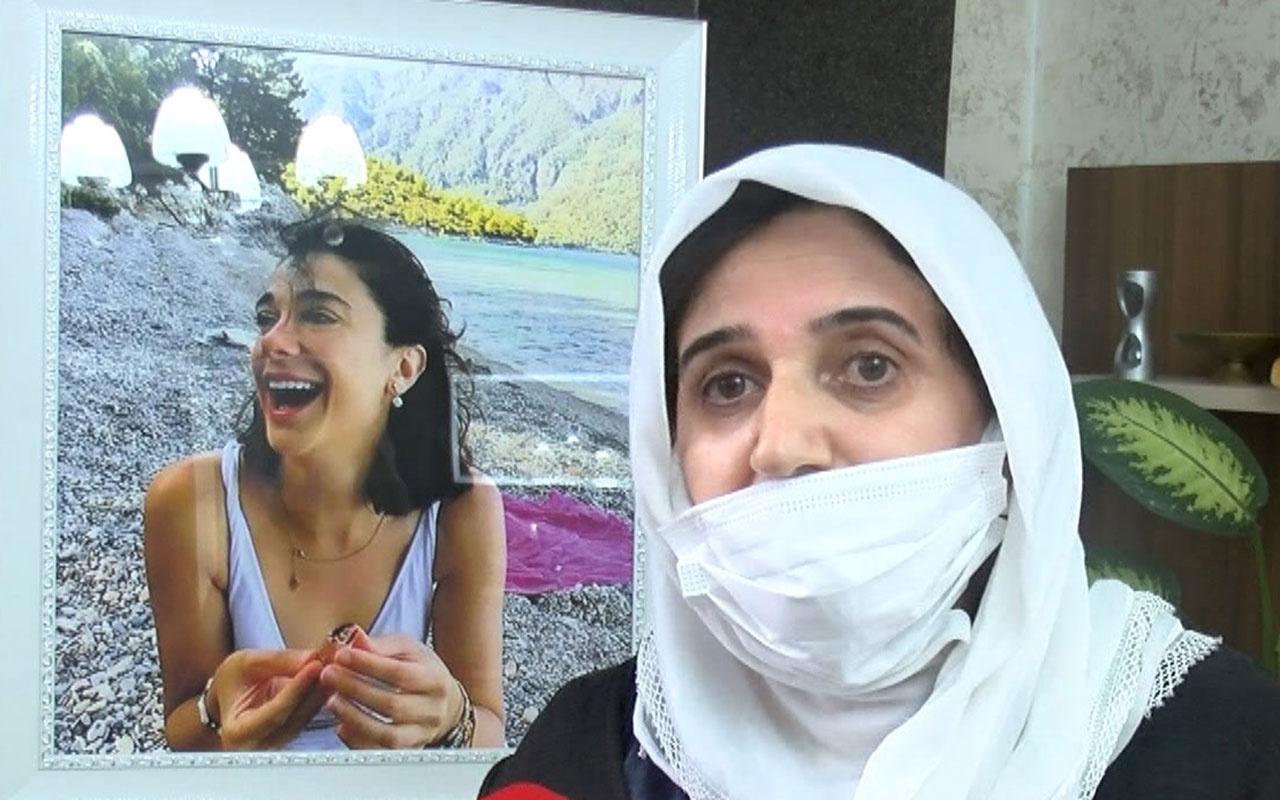 Pınar Gültekin'in annesinden yürek yakan sözler! Muğla'da kızımın yanık kokusunu alıyorum