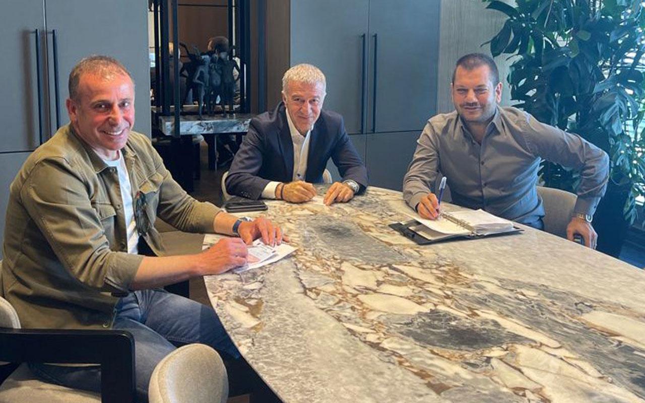 Trabzonspor'da Ağaoğlu ve Avcı'dan transfer zirvesi