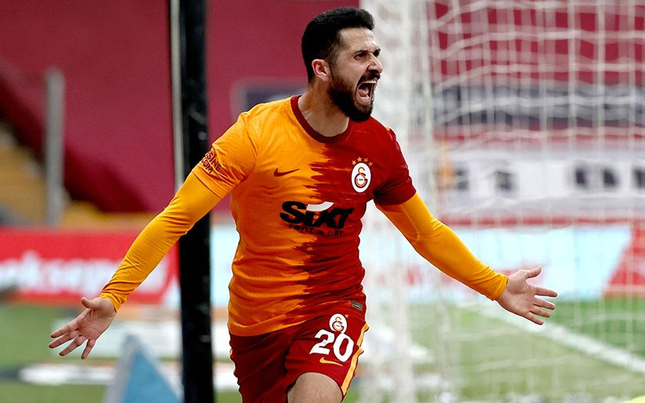 Galatasaray'dan Emre Akbaba için sözleşme kararı