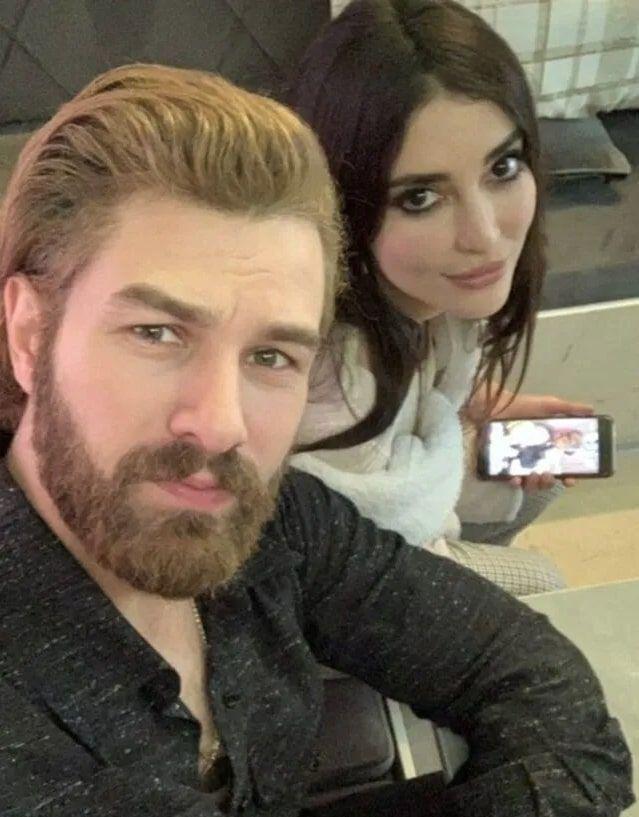 Bir Zamanlar Çukurova setindeki aşk patladı Furkan Palalı Melike İpek Yalova ile beraber...