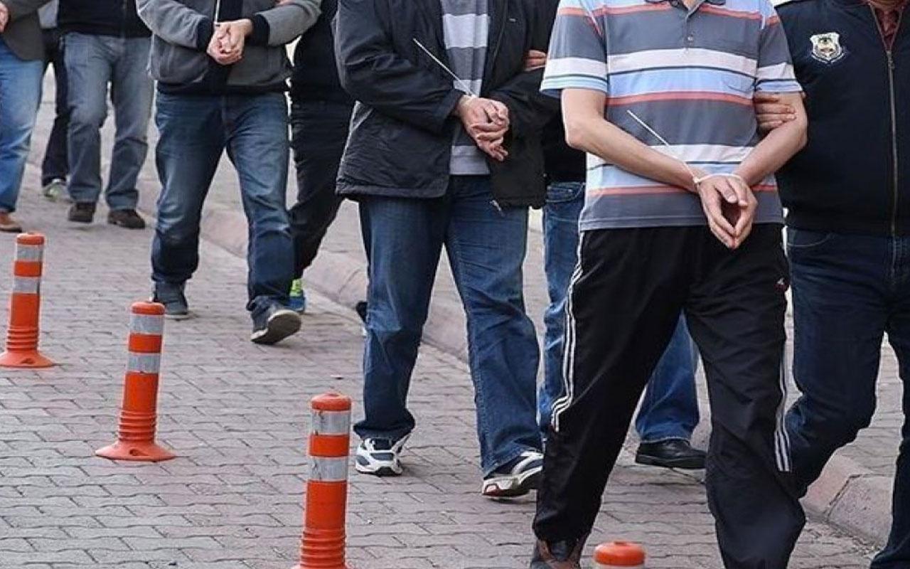 62 il ile KKTC'de  FETÖ'ye yönelik Halisdemir-1 operasyonu: 159 kişi tutuklandı
