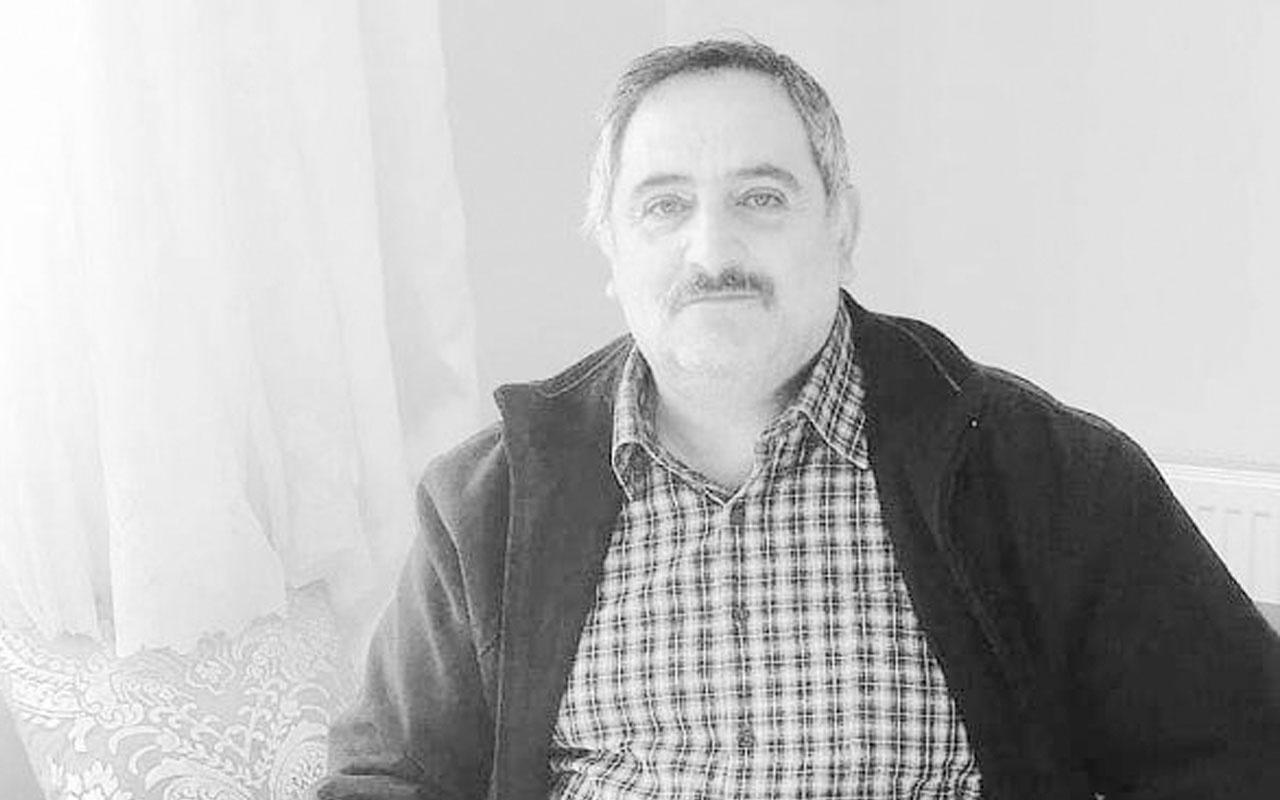 Afyonkarahisar'dan acı haber! Nizamiye kapısı üzerine devrilen infaz ve koruma memuru öldü