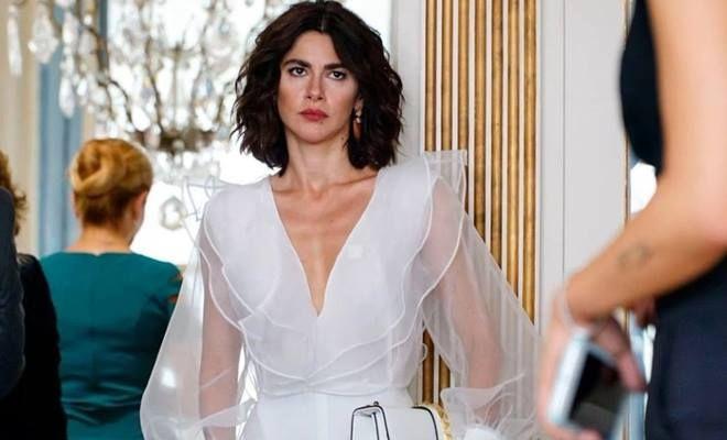 Nesrin Cavadzade Yasak Elma dizisini bıraktı kavgayı Eda Ece anlattı