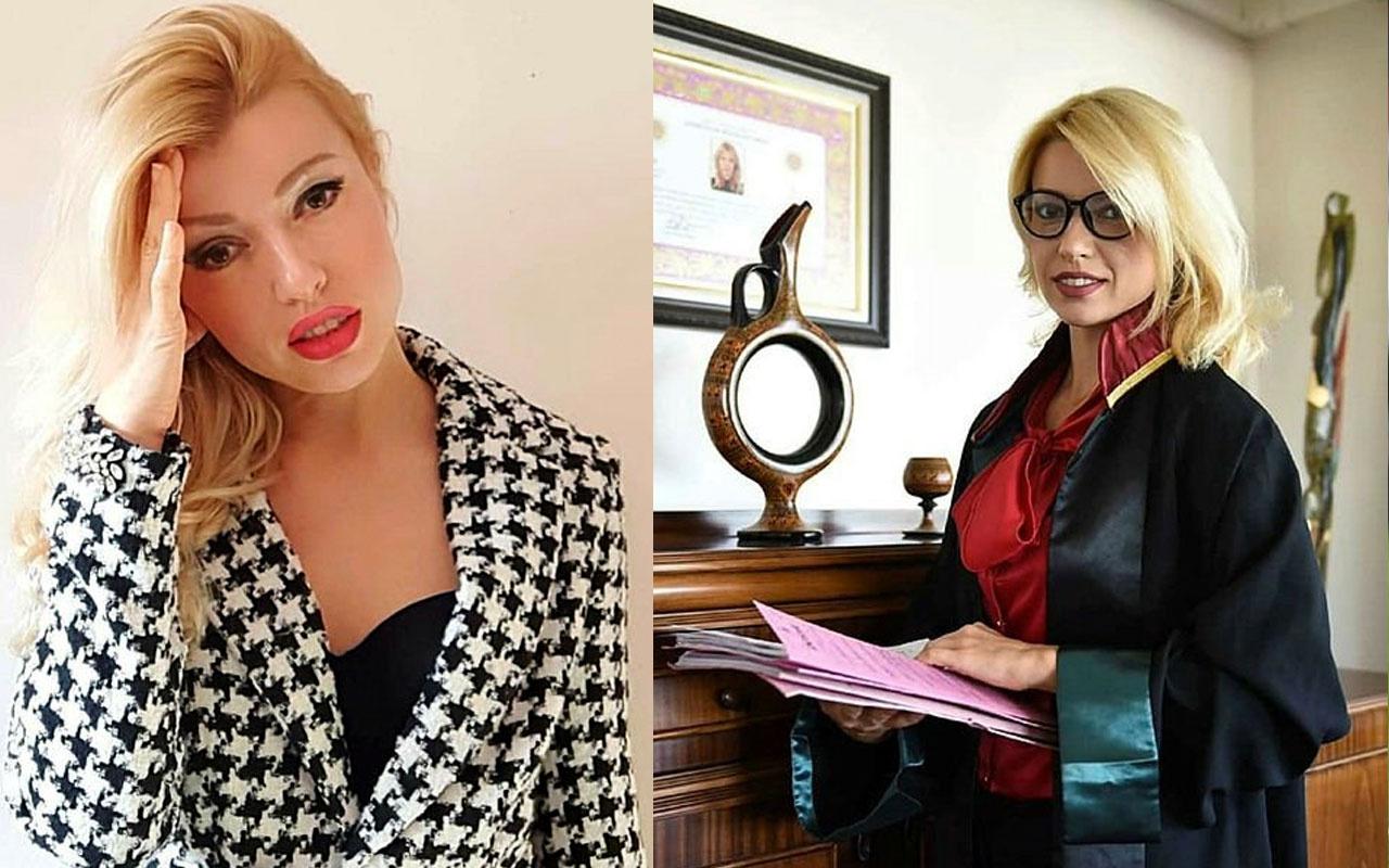 Belarus asıllı avukat Maryia Konak'ın taciz kabusu! Mesajlar şoke etti