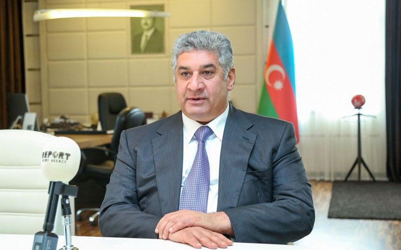 Azerbaycan Gençlik ve Spor Bakanı hayatını kaybetti