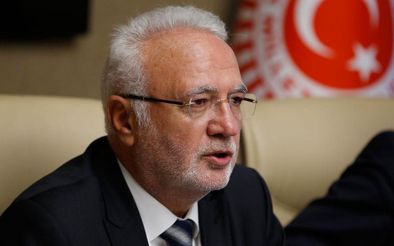 AK Parti Grup Başkanvekili Mustafa Elitaş'tan tartışma yaratan kongrelere açıklama