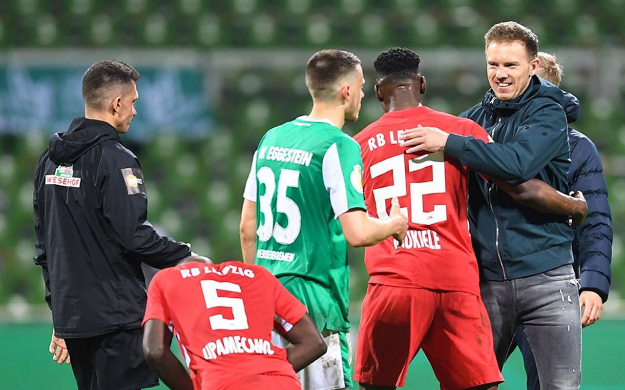 Almanya Kupası'nda ilk finalist belli oldu