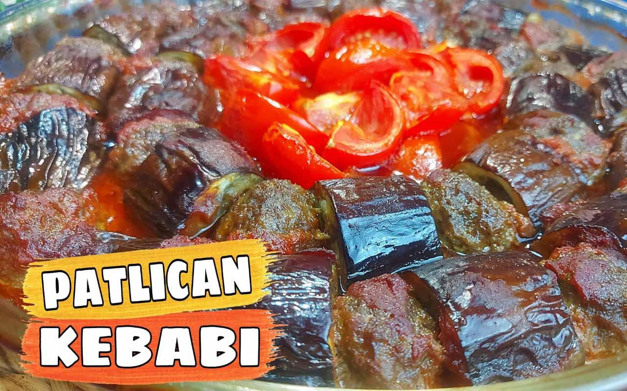 Patlıcan kebabı nasıl yapılır tadına doyum olmaz!