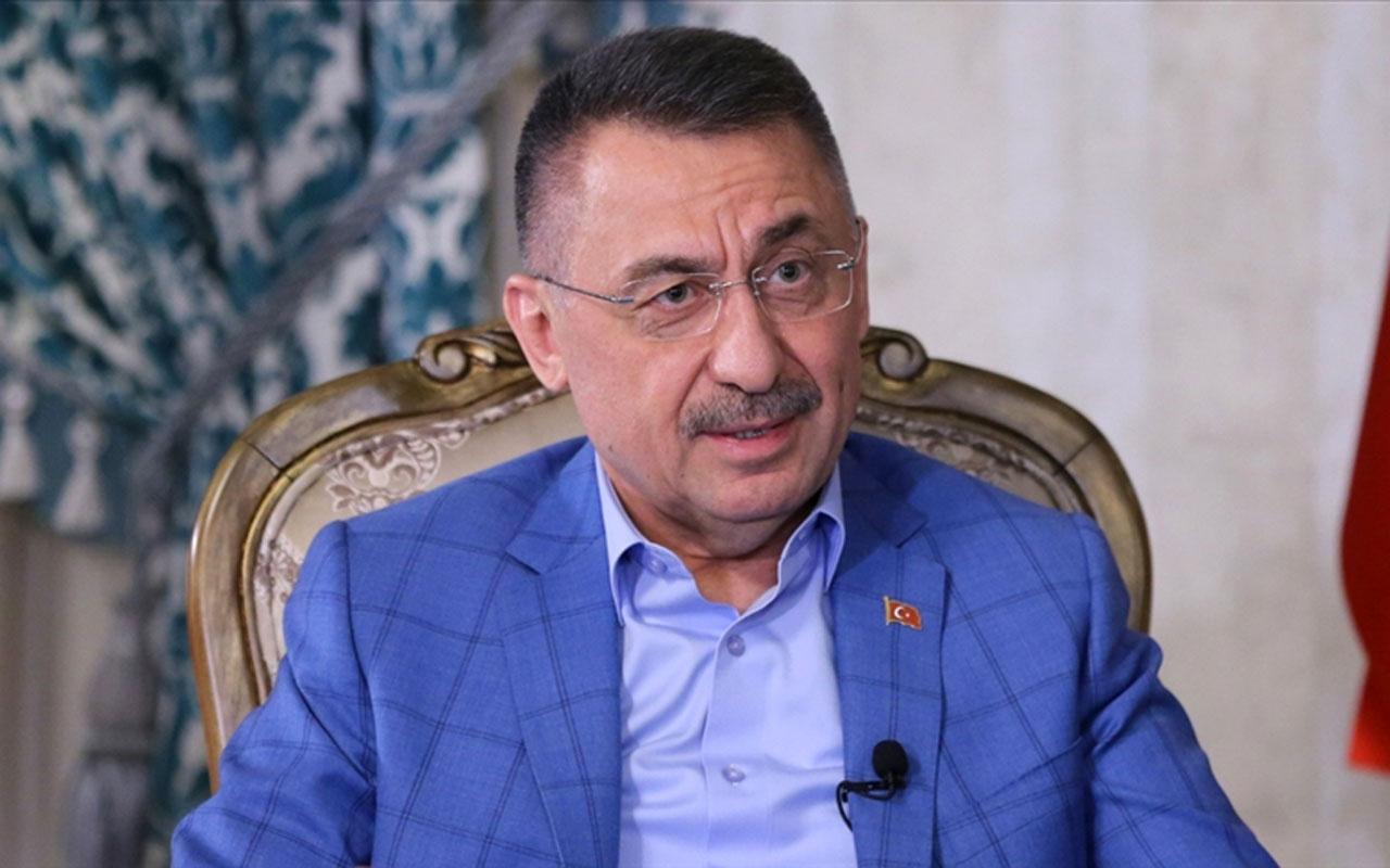 Cumhurbaşkanı Yardımcısı Oktay'dan '1 Mayıs' paylaşımı