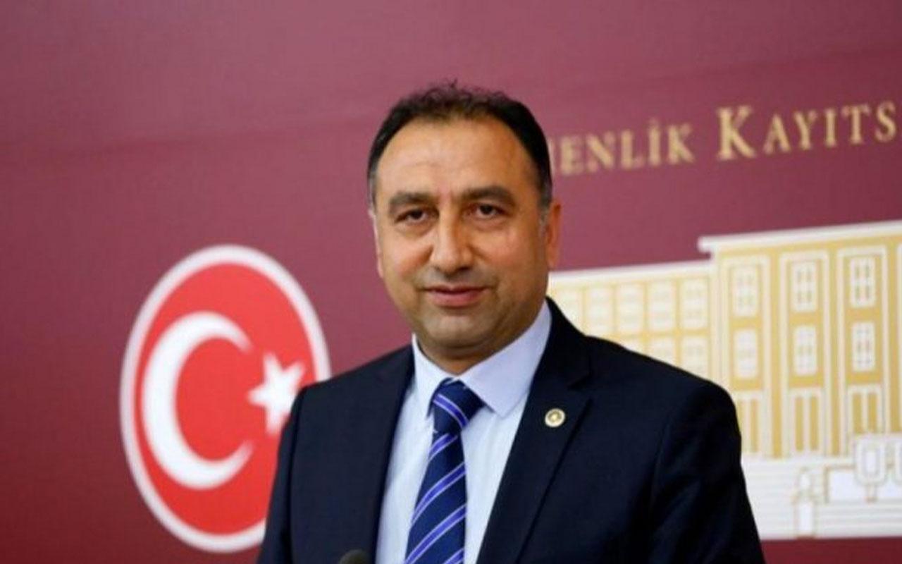 HDP'li Ali Kenanoğlu'ndan İYİ Partili Ağıralioğlu'na: Yavuz it havlamış yine