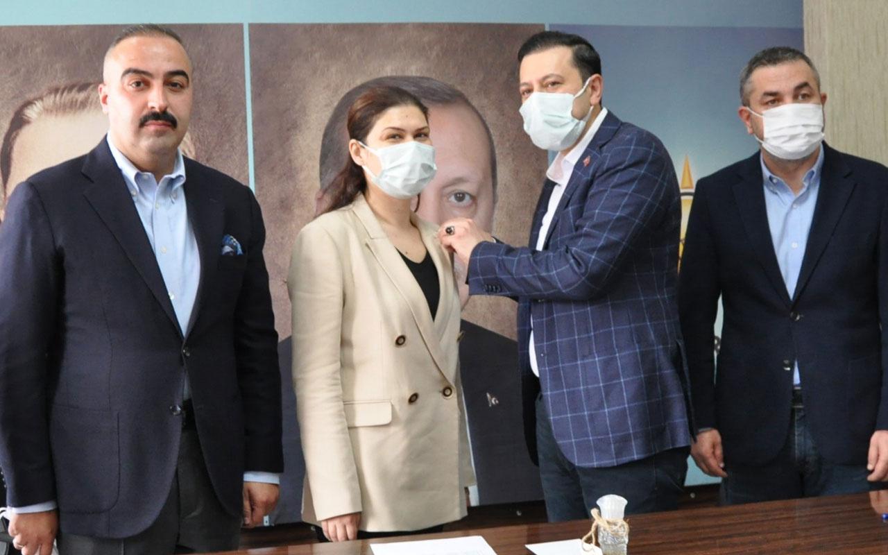 Başkanlık seçimiyle gündeme gelen Torbalı Belediyesinde bir meclis üyesi AK Parti'ye geçti