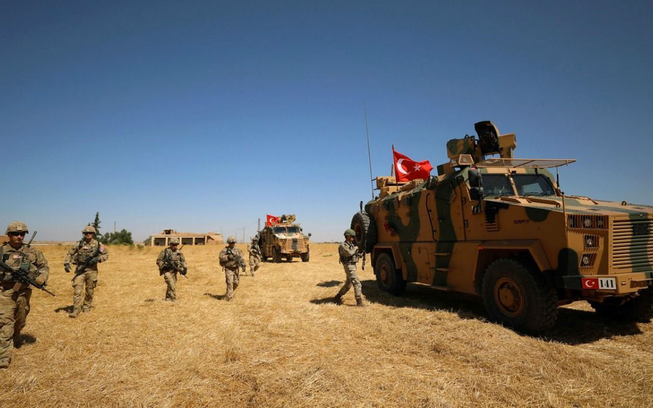 Türkiye ve Rusya Suriye'de devriye eğitimi gerçekleştirdi