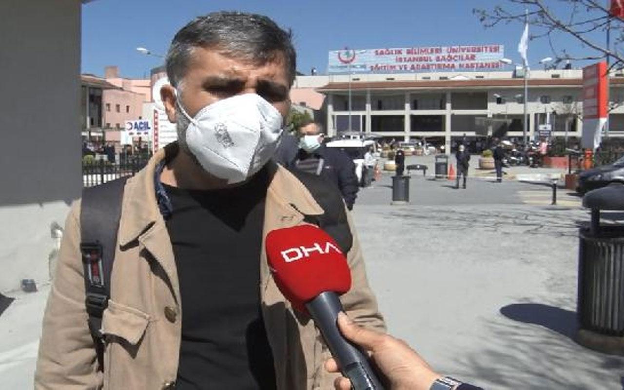 Bağcılar'da sağlık memurundan şoke eden iddia! Sıcak çay silah sayıldı 4 bin lira ceza aldı