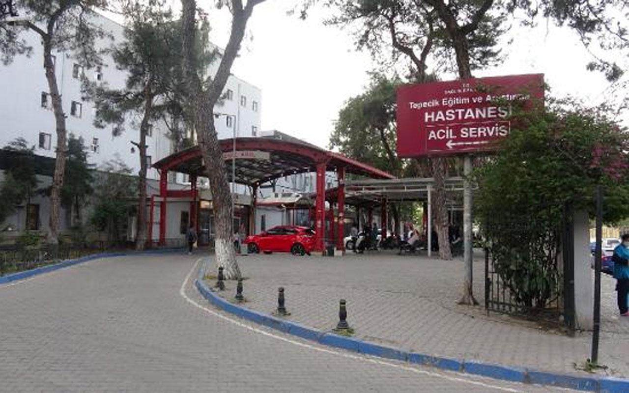 Olay yeri İzmir! Parkta içki içtikten sonra rahatsızlandı, hastanede öldü