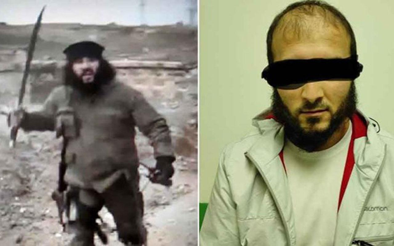 MİT ve polisten operasyon! IŞİD lideri Bağdadi'nin sağ kolu İstanbul'da yakalandı