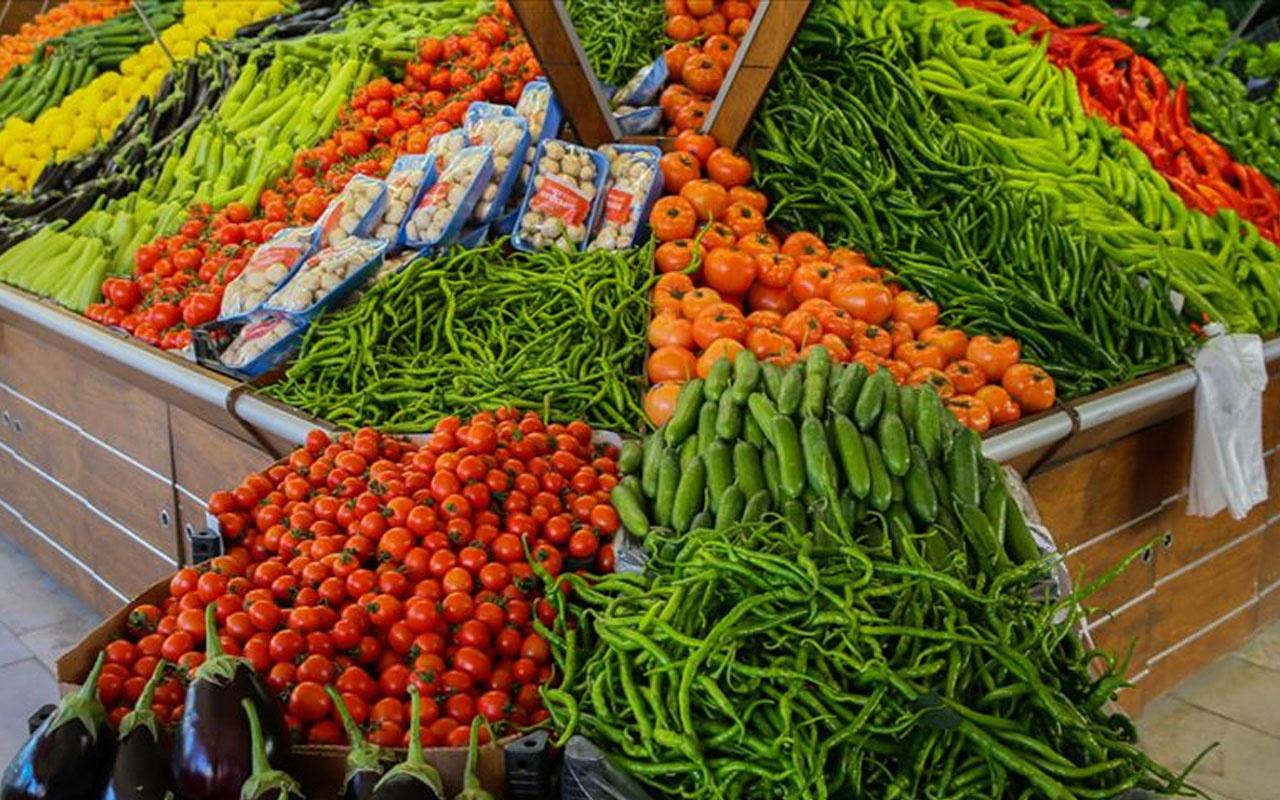 İTO açıkladı! Nisanda en çok domatesin fiyatı arttı
