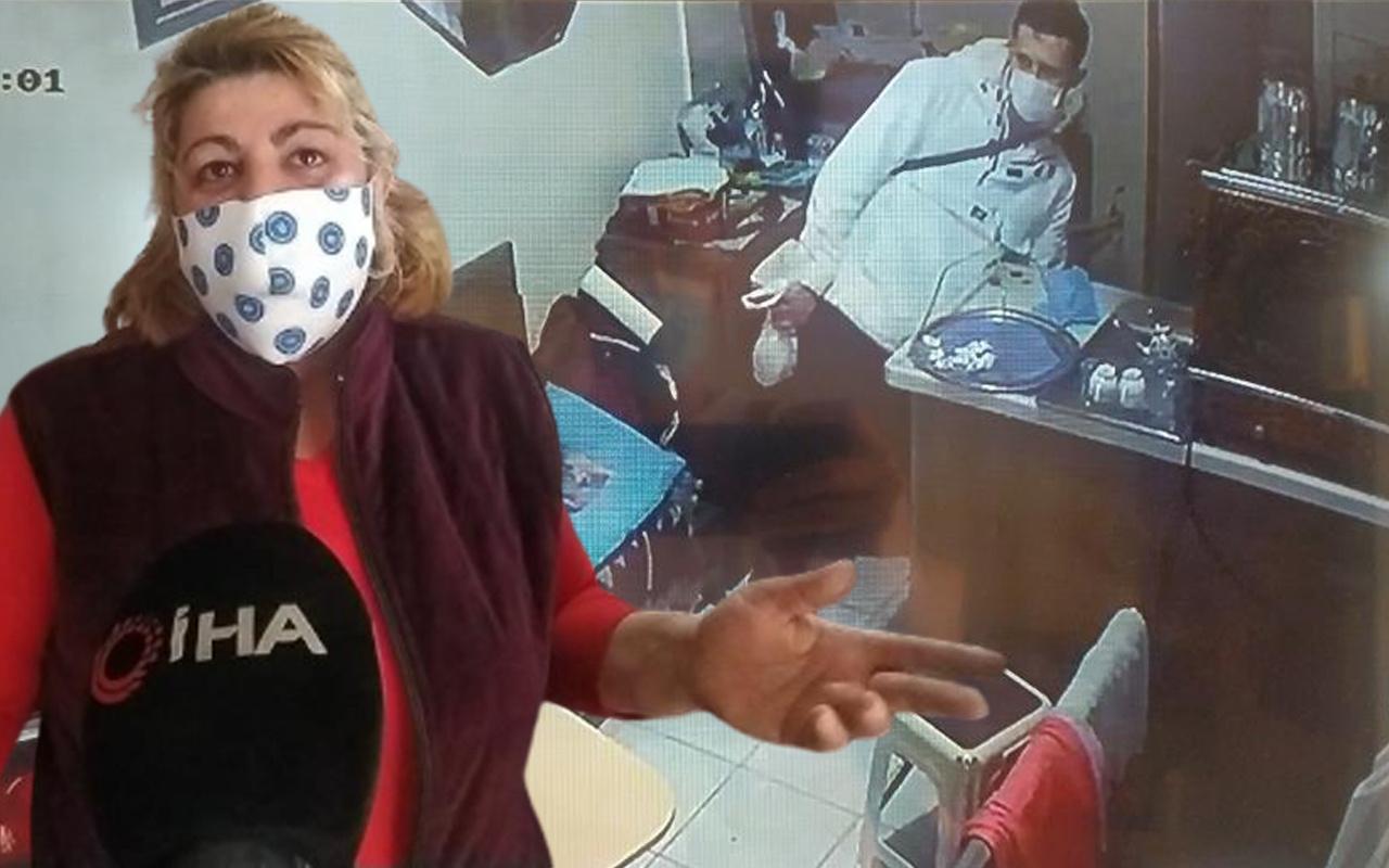 Bursa'da 2 günde hayatının şokunu yaşadı! Kameraya bakınca gerçek çıktı