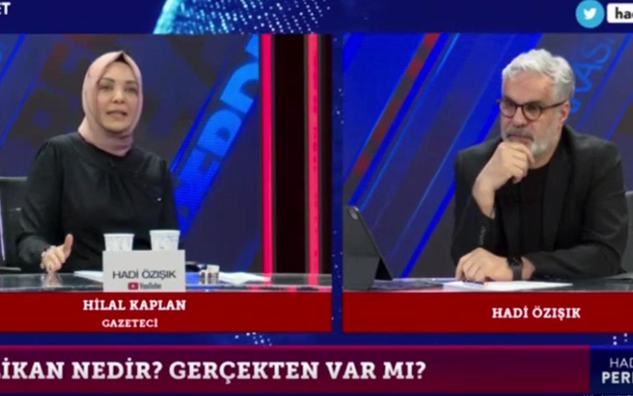 Ahmet Davutoğlu kendi medyasını nasıl kurdu? Hilal Kaplan canlı yayında anlattı