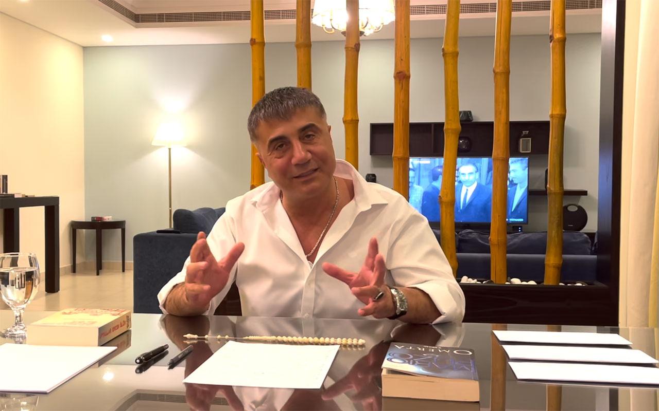 Sedat Peker'den olay açıklamalar! 'Mehmet Ağar' ve 'Pelikancılar'ı neden suçladı intikam yemini etti