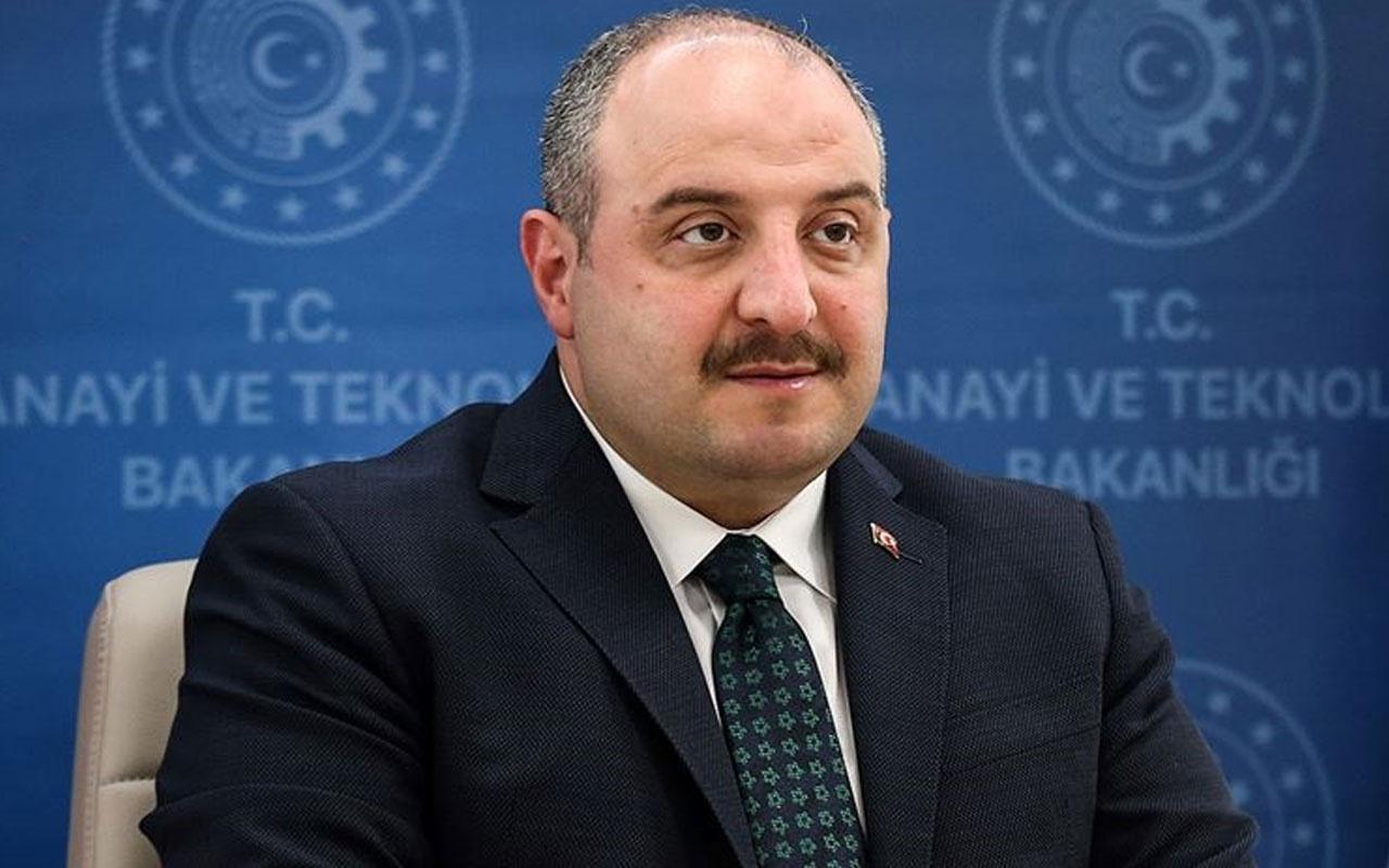 Bakan Mustafa Varank dev desteği açıkladı: Haziran ayında ilk ödeme yapılacak