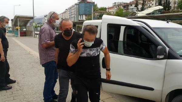 Olay yeri Bursa! KADES butonuna bastı 5 dakikada gelen polisler eski eşinden kurtardı