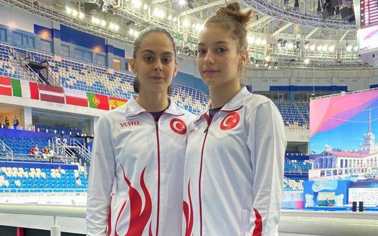 Soylu ve Yanık'tan milli sporculara tebrik